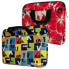 Quiksilver Roxy Messenger Laptop Shoulder Sleeve Padded School College Bag 15.5""