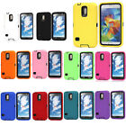 Colorful Shockproof Defender Cover Case for Samsung Galaxy S5 I9600