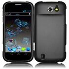For ZTE Flash N9500 Sprint Cover Hard Snap On Rubberized Plastic Shell Case