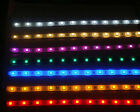 LED Strip Lights Kit For Dolls/Playhouse Optional 9v Battery Box & Switch