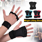 Unisex Fitness Exercise Workout Weight Lifting Sport Gloves Gym Training Buildup