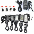 12V 2A 3A 5A Power Supply AC Adapter Line Transformer for 5050 / 5630 LED Strips