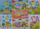 Kids Sticky Tiles By Numbers Mosaic Arts Crafts Boys Girls Pictures Girls Boys