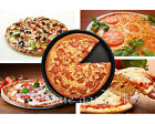 5-10 inch Round Deep Dish Pizza Pie Pan Cake Mould Oven Tray Bread Baking Tins