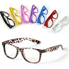 Boys Girls Children Stylish Cool Party Accessories Glasses Frame No Lenses JRAU