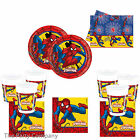 Spiderman Superhero Party, Essential Party Kits for 8,16, 24, 32 or 40 guests!!