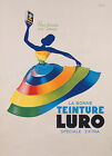 Tienture Luro Vintage French advertisement print poster, 4 sizes available