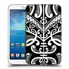 HEAD CASE DESIGNS SAMOAN TATTOO CASE COVER FOR SAMSUNG GALAXY TAB 3 8.0 T315