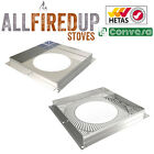 """Convesa 5"""" Or 6"""" Firestop Plates For Twin Wall Insulated Flue Pipe"""