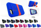 for Apple iPhone 6 EXO Dual Layer Kickstand Phone Case Cover+Prytool