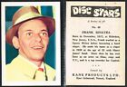 Kane Products -  Disc Stars 1960 #1 to #50 Large UK Music Gum Cards (£1.80 each)