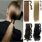Clip In Pony Tail Hair Extension Wrap Around Ponytail Hair Extension Piece hgd23