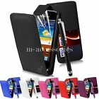FLIP CASE POUCH PU LEATHER COVER FOR SAMSUNG ACE STYLE SM-G310 MOBILE PHONE