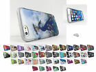 for Apple iPhone 6 Design 2 Piece Hard Shell Case Cover +PryTool