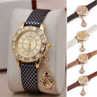 1pc New Swan Pendant Watch Women Rhinestone Quartz Ladies Wristwatch Cheap