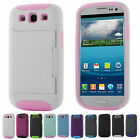 Unique Protector Case Cover Skin Shell Durable For Samsung Galaxy S3 SIII i9300