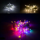 100/200/300/ LED 10-30M String Fairy Lights Christmas Xmas Party Indoor/Outdoor