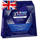 CREST3D WHITESTRIPS PROFESSIONAL LUXE TEETH WHITENER WHITENING PRO EFFECTS NEW