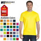 Gildan DryBlend Men's Short Sleeves Preshrunk 50/50  Cotton S-XL T-Shirt MG800 image