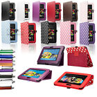 Leather Smart Case Cover Stand for New Amazon Kindle Fire HD HDX 7inch 2012 2013
