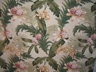 Portfolio Fabrics by the yard large tropical print Waikiki Tropical Floral Print