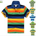 New 95%cotton kids children clothes tops tee boys kids short sleeve t shirt
