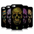 HEAD CASE SKULLS IN ANIMAL PRINTS TPU GEL BACK CASE COVER FOR APPLE iPHONE 5S