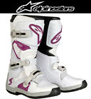 Alpinestars Stella Tech 3 Three MX Motocross Violet Size 6-10 Womens Boots