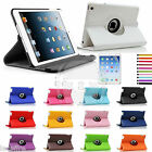For Apple iPad MINI  360 Rotating Magnetic PU Leather Case Smart Cover Stand