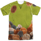 Star Trek Tribble Costume All Over Sublimation Poly Adult Shirt S-3XL