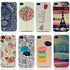 Hot Colorful Hybrid Cute Hard Plastic Back Case Cover Skin For Apple iPhone 5 5s