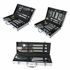 FoxHunter BBQ Barbeque Grill Cooking Utensils Tool Set Stainless Steel Cutlery