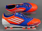Adidas (V21443) F50 Adizero TRX HG adults football boots - Red/Blue