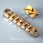 NEW Vanson Roller Saddle Bridge for Gibson Les Paul, SG, ES Dot, Gretsch Bigsby®
