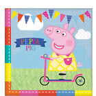Peppa Pig & George Childrens Birthday Party Napkins 16, 32, 48