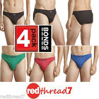 Bonds Mens 4 Pack Sexy Action Bikini Brief Briefs Underwear Hipster Jocks Undies