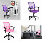UK Stock Luxury Computer High Back Office Desk Chair Swivel Adjustable Chairs
