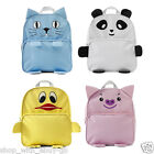 Childrens Animal Rucksack - Zoo Backpack School Book Bag Gift Lunch Bag Present