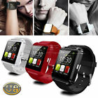 U8 Bluetooth Smart Wrist Watch Phone Mate For IOS Android iPhone Samsung