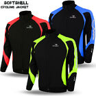 Cycling Jackets Winter Soft Shell Thermal Fleece Windproof Bike Long Sleeve Coat