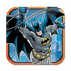 Batman Superhero Party, Batman Plates for 8,16, 24, 32 or 40 guests!!