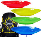 Flames N Games  Spinning Plates - Set of 4 Plates + Travel Bag