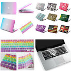 "Hard Case Shell +Keyboard Cover For Macbook Air/Pro/Retina 11/13/15""  Rubberized"