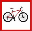 "Designed By Raleigh Mtrax Caldera Hardtail Off Road Bike Cycle 26"" 18 / 20 Red"