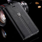 Luxury Magnetic Flip Cover Stand Wallet Leather Case For Apple iPhone 6 Plus 5.5