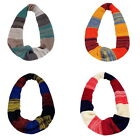 Fashion Style NEW!Multicolor Women's Winter Knit Warm Circle Scarf
