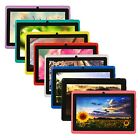 "Quad Core 8GB 7"" A33 Google Android 4.4 KitKat Tablet Cameras Wifi Multi Colors"
