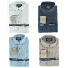 NWT The New Ivy Brand 100% Linen Men's Vintage Classics Style  Long Sleeve Shirt