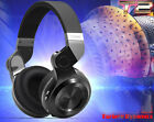 HiFi Turbo Wireless Bluetooth V4.1 Stereo Headphone Super Bass Headsets Mic