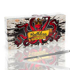 Box Of 50 Pcs Ruthless Disposable Sterile Tattoo Machine Needles Flat F